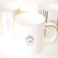 ポーセラーツ  メルシー銀座 マグカップ