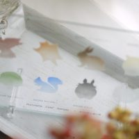 ポーセラーツ 上絵の具 色見本 メルシー銀座